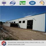 Fabricada Sinoacme Multi Span Estrutura Aço Manual