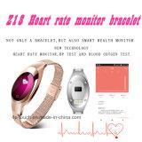 IP65 de Armband van Bluetooth met de Monitor van het Tarief en Van de Bloeddruk van het Hart (Z18)
