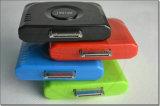 2000Мач аккумуляторный блок банка мини внешнего аккумулятора с подставкой для iPhone iPod
