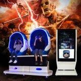 Gioco emozionante 360 teatro del cinematografo delle sedi 9d Vr di realtà virtuale 2 di grado