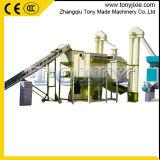 prix d'usine Ligne de production de granules de bois de la biomasse