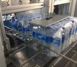 Película PE Wrap máquina de embalagem para garrafas