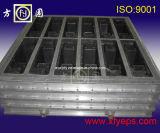 Construção de moldes de piso