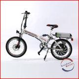 CE 20'' 36V 500 Вт складной велосипед с электроприводом