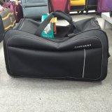 Arbeitsweg-Beutel mit Laufkatze für Flug