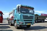 Vrachtwagen van de Tractor van D'long 6X4 375HP van Shacman de Op zwaar werk berekende