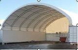 Ткань структур контейнер жилья для хранения (XL-C4040S)