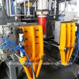 Gute Qualitätsdoppelt-Station-Plastikflaschen-Blasformen-Maschine