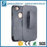 Alta calidad a prueba de golpes cubierta completa gris duro PC de la caja del teléfono móvil para Moto G5 / G5 Plus