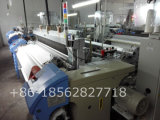 Tear do jato do ar da máquina de tecelagem para a tela clara e média