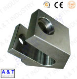 CNC Aangepaste Delen van de Machine van het Aluminium/van het Messing/van het Roestvrije Staal, CNC Machinaal bewerkte Delen van de Precisie
