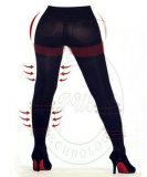 Похудение питание Leggings спальные брюки чулки (УРП021)