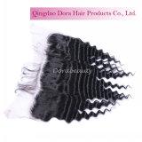 Los encajes de brasileño humano Frontal cabello virgen de la fábrica desde el pelo al por mayor