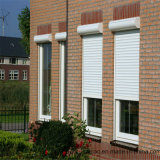 La fenêtre pare-balles d'aluminium volet roulant
