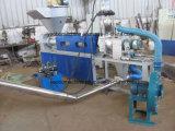 플레스틱 필름을%s 기계장치를 재생하는 Yb-a 공기에 의하여 냉각되는 플레스틱 필름