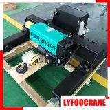 Élévateur électrique européen 1t 5t 10t 15t de câble métallique de double vitesse