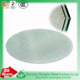 het Duidelijke Gelamineerde Glas Gebarsten Glas van 4mm+5mm+4mm voor de Bovenkant van de Lijst