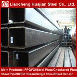 Galvanisiertes quadratisches Stahlrohr auf auf lagergröße 12*12mm-600*600mm