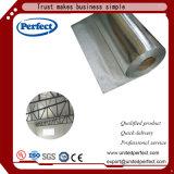 Фольга Fsk квасцов с сплетенной облицовкой Fsk Insulaiton ткани
