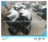 Guarniciones del acero de carbón del codo del CS de ASTM B16.9 A420 Wpl6
