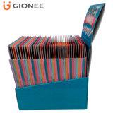 Verpakkende Vakje van de Vertoning van het Karton het Tegen voor Cassette