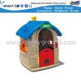 Kindergarten-kleiner Spielplatz scherzt Schauspielhaus Playsets (HC-16403)