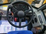 Zl916 mesmos que da construção inteiramente hidráulica do Ce de John Deere carregador pequeno da roda dianteira o mini