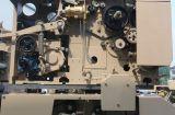 Dos de dos bombas de chorro de agua la boquilla de derramamiento de telar, con el sistema de almacenamiento electrónico