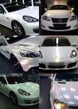 Tsautop 1.52*20mの新式の光沢のPearlescentカメレオンホイルのビニール車の覆い