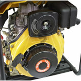 Watt 6K/6000 ein Zylinder-Dieselgenerator mit Griff u. Rädern