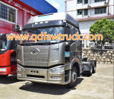 FAW J6 60 toneladas de carro del alimentador