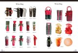 Canvas Wine Bottle Packaging Gift Bag