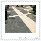 Mattonelle di pavimentazione esterne del granito cinese per il quadrato