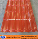 Strato d'acciaio lustrato del tetto di PPGI/PPGL
