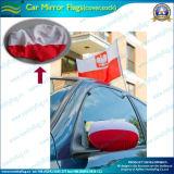 Alimentación Noveltyflag espejo, la cubierta trasera del coche de alquiler de la bandera de la ventana (A-NF13F14001)