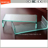 Скачками Tempered стекло для конструкции и ливней