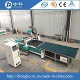 Auto carregamento e auto router de descarregamento do CNC