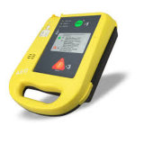 Défibrillateur automatisé externe Fist-Aid Meditech AED DEFI5 avec microphone