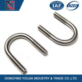 Diverse Soorten en Bout de Met hoge weerstand van U van het Roestvrij staal DIN 3570