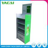Piso de los documentos soporte de papel personalizado Tienda Rack Precio pantalla