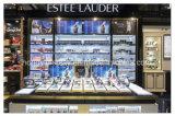 Visor de cosméticos de acrílico personalizados Showcase, novo quiosque Cosmtic