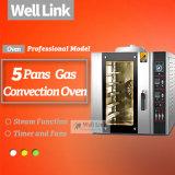 Gas-Backen-Konvektion-Ofen/Selbstsprühkonvektion-Ofen