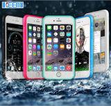 Caisse imperméable à l'eau de téléphone de cas imperméable à l'eau