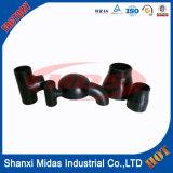 China Fabricante de soldadura de aço carbono da Conexão do Tubo