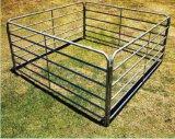 Дешевым гальванизированная ценой панель Corral лошади