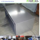Fabrication enduite de tôle de poudre d'acier inoxydable