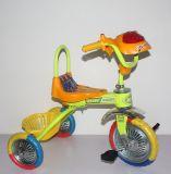 옥외 차 장난감 Trike가 강철 프레임을%s 가진 중국 아이들 세발자전거에 의하여 농담을 한다