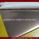 Plaques en acier inoxydable laminés à froid de 200 300 série