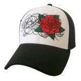 Горячий моды бейсбола колпачок с логотипом цветка Fbb250