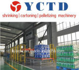 Palletizer Machine automatique pour l'eau/boissons avec Mini-emballage/ Carton pack